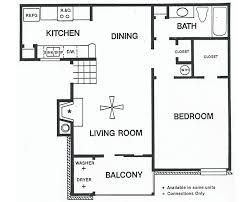 bedroom plan one bedroom floor plans plan c sundance apartments