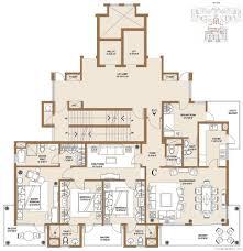 Central Park Floor Plan by Central Park 2 Belgravia Central Park Ii Sector 48 Gurgaon