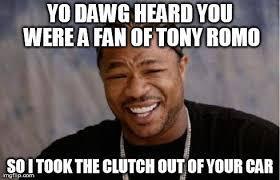 Romo Interception Meme - ac12sk2014 my blog