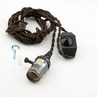 Pendant Light Socket Single Socket Pendant Light Cords Paperlanternstore Com