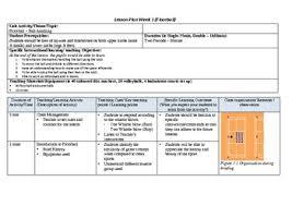 floorball hockey unit plan u0026 lesson plans by fadly tpt