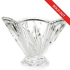 style at home with margie tiffany ls marquis by waterford festival 6 wedge cut scalloped edge