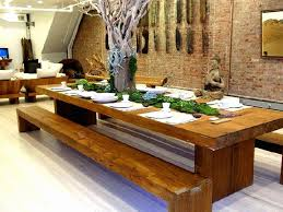 Big Wood Dining Table 30 Lovely Large Wooden Dining Table Images Minimalist Home Furniture
