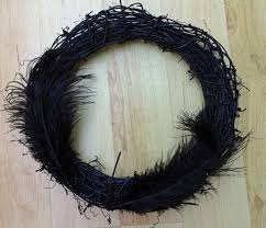 Black Halloween Wreath How To Make A Happy Halloween Wreath Hobbycraft Blog