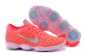 womens pink boots sale nike zoom fit agility pink shoes