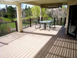 Deck With Patio by Deck Remodeling And Construction Services Morrison Co