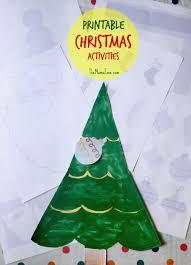 free printable christmas activities for kids the mama zone