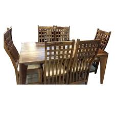 dining table set 6 chair dining table set manufacturer from