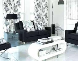 black and gray living room modern living room ideas black and white toberane me