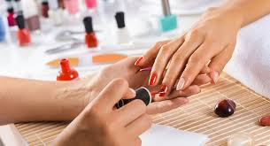 pros and cons of a salon mani vs at home mani