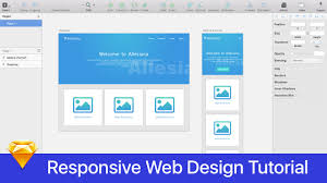 web design software tutorial sketch 3 tutorial responsive web design part 1 youtube