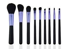 Cheap Makeup Kits For Makeup Artists Makeup Kits For Makeup Artist Synthetic Hair Makeup Brushes