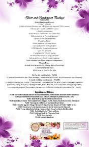Low Budget Wedding Venues Complete Wedding Package Mellow Flowers And Events