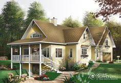 Hillside Walkout Basement House Plans Country Living House Of The Year 1992 Google Search House