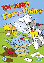 tom and jerry tom and jerry u0027s food fight dvd 2011 amazon co uk daws butler
