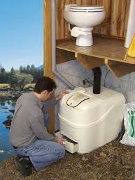 Composting Toilet For Tiny House by Sun Mar Composting Toilet Central Flush System Central Unit