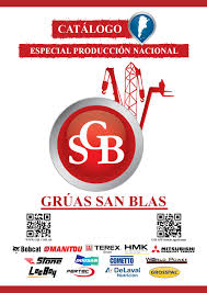 catalogo fabricacion 2013 by gruas san blas web issuu
