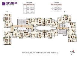 puraniks abitante 1 2 3 bhk luxury homes at bavdhan pune
