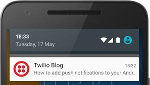 how to add push notifications to android