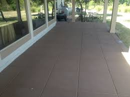 Painting Concrete Patio Slab How To Paint A Concrete Patio Patio Covers For Clearance Patio