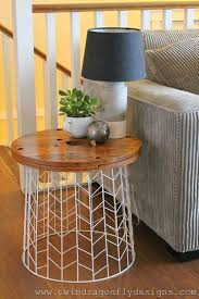 unique end table ideas 40 awesomely unique diy end tables project ideas and tutorials