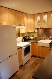 Kitchen Remodel Ideas For Small Kitchens Galley by Kitchen Cabinets White Cabinets And Dark Granite Modern Small
