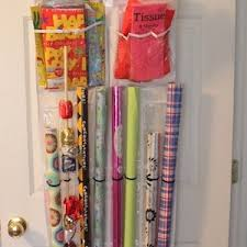 gift wrap storage ideas 150 diy dollar store organization and storage ideas prudent
