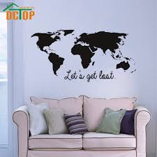 World Home Decor by Online Get Cheap Lost Maps Aliexpress Com Alibaba Group