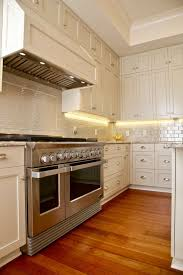Rustic Kitchen Hoods - stainless vent hood tags adorable kitchens with unusual stove