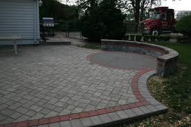 Paver Patio Kits Pavers Patio Circle Design Kit 0163lg