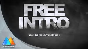 dayz style intro free intro template sony vegas pro 11 youtube