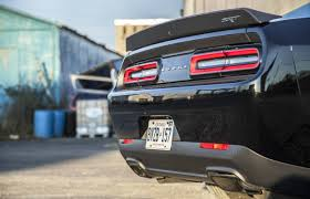Dodge Challenger Exhaust - car review 2015 dodge challenger srt hellcat driving