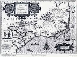 Map Of Virginia And North Carolina Us Gebweb Digital Map Library North Carolina