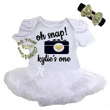 personalized for baby birthday oh snap