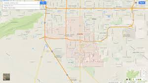 Arizona Mills Mall Map by Arizona State Maps Usa Maps Of Arizona Az Mesa Arizona Map