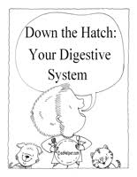 the digestive system theme unit printables and worksheets
