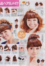51 best hair references images on pinterest hairstyles japanese