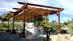 Retractable Pergola Awnings by Cableshades Retractable Canopy Awnings