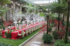 online home decorating catalogs a longwood christmas garden