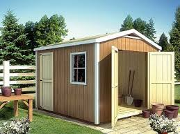 Good Backyard Storage Shed Designs  On Free Building Plans For - Backyard storage shed designs