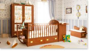 Babies Bedroom Furniture Baby U0027s Bedroom Furniture Set White Wooden 840 A Caroti