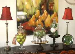 chic on a shoestring decorating dining room buffet revisited dining room buffet revisited