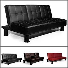 Single Sofa Sleeper New 28 Sofa Beds Venice Faux Leather Sofa Bed Black Or Brown