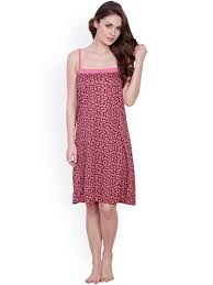 cotton nighties for women buy cotton nightgowns u0026 dresses myntra