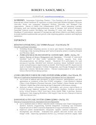 Sample Resume For Supply Chain Management by Technology Resumes Free Resume Example And Writing Download