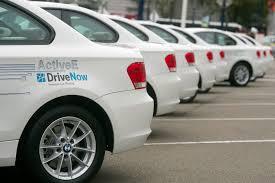 bmw car program bmw ride program could compete with uber lyft