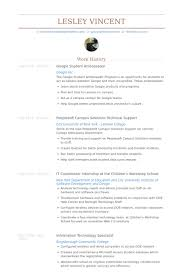 Sample Brand Ambassador Resume by Google Resume Samples Visualcv Resume Samples Database