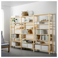ikea hack made it ikea ivar cabinet one side added shelves