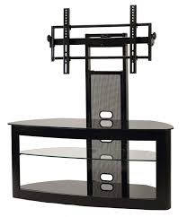 Modern Corner Tv Stands For Flat Screens Amazon Com Transdeco Lcd Tv Stand With Universal Mounting System