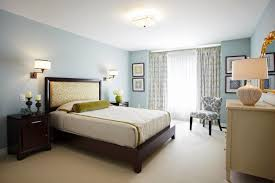 Light Blue Grey Bedroom Living Room Charming Image Of Spare Bedroom Office Design And